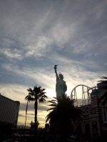 Las Vegas Sunset by Sommore