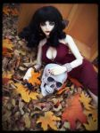 Mistress of Death by Dark-Lady-Veerle