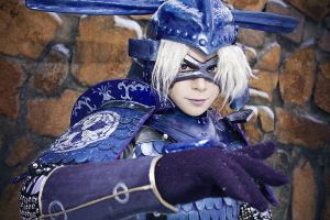 Sengoku Basara Cosplay. Winter is here by alberti