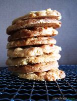 White Chip Cookies by munchinees