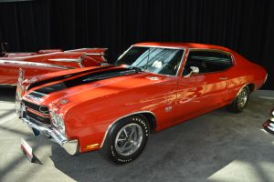 1970 Chevrolet Chevelle SS 454 by Brooklyn47