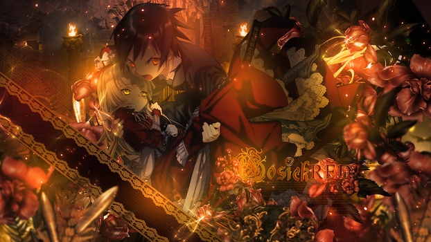 Gosick RED Wallpaper by SeventhTale