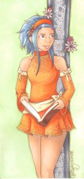 Levy by NatterJay