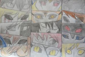 Eyes of CP and TFP by Lightfire21
