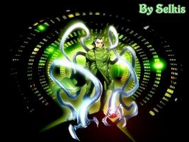 Doctor Octopus by SelkisFritz