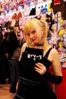 misa amane cosplay by kittychamallow
