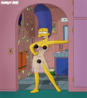 Sexy Marge by Sn00pY69