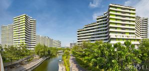 Punggol Waterway Terraces by Draken413o