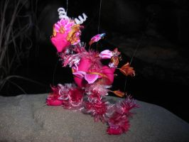 Lotus Blossom Dragonmarionette by Celtic-Dragonfly
