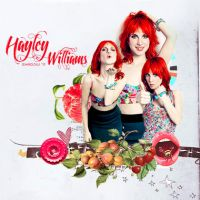 Blend Hayley Williams by shad-designs