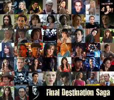 Final Destination Saga by FlakyShy