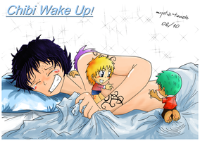Tickle wake up by mystic-touch
