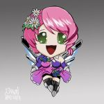 Alisa Chibi by DawnbreakerDESIGNS