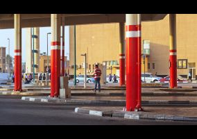 Red And White by MARX77