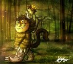 Where The Wild Things Are by Blossom-fur7
