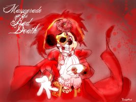 Masque of Red Death by twisted-wind