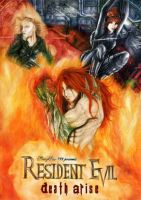 Resident Evil: Death Arise by Sass-Haunted