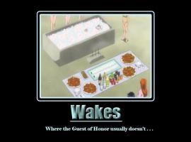 Wakes by KGcopper