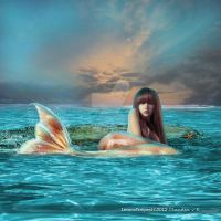 The Last Mermaid by LevanaTempest
