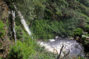 Brora waterfall by Yoonett
