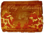 Recovered White Christmas Card by Richard67915
