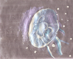 jellyfish by the-Rose-of-Blue
