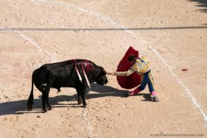 Bullfighting - El Juli by ChrixX14