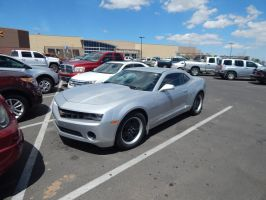 2013 Chevrolet Camaro LS by TheHunteroftheUndead