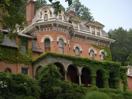 harry packer mansion by eyedocb