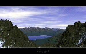Another world by StefanoBonazzi