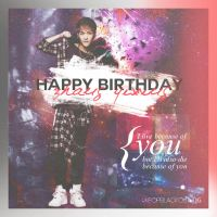 +Happy Birthday Zhang Yixing by kpopblackout