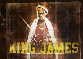 King James by skyrill