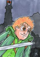 Samwise by johnnyism