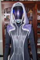 Tali WIP 3 - WITH LIGHTS! by Ivorybacon