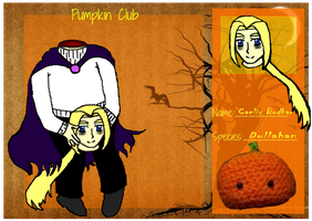 PUMPKIN CLUB: CAELIX BOHDAR by PacificIslanderGirl