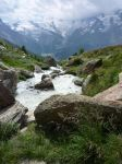 mountain streamlet by Brenso