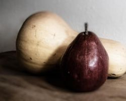 They Make A Nice Pear, Don't They? by DeTea