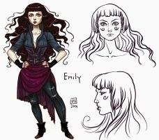 Small Reff-sheet_EMILY by BlackBirdInk
