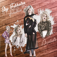 Sky Ferreira PACK //012 by iCrystals