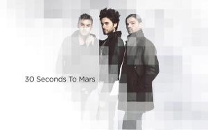 30 Seconds To Mars  Mosaic Wallpaper Nr 2 by lovelives4ever