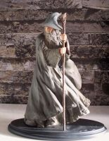 Weta Hobbit Gandalf The Grey 1/6 Statue 2 by Minas-Tirith-Hakan