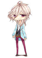 Louis (Brothers conflict) by HokiMaru