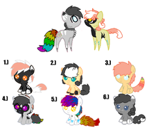 Breedable Results1 (CLOSED) by ZealousAdoptables
