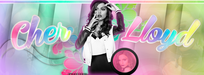 +Pedido Portada De Cher Lloyd By AnthoCookie- by AnthoCookie