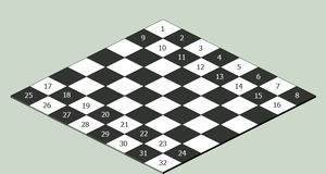 iso chess collaboration by kevinvanderven