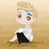 Super Junior Sexy Free Single KANGIN by anime234dotcom
