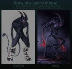 Draw This Again (07/14) by Nayro