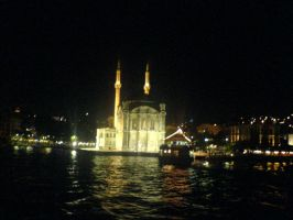 Ortakoy Mosque2 by ISIK5