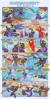 Chinese: Dash Academy 7 - Free Fall p2 by HankOfficer