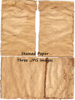 Paper Texture Pack 03 by LiZnReSources